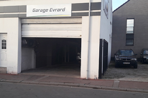 Photo du garage à CALAIS : Garage Evrard